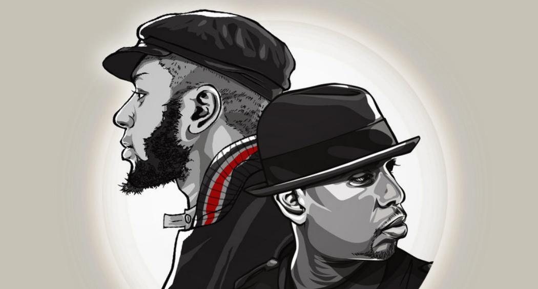 Mos Def & Talib Kweli Black Star concert Paris