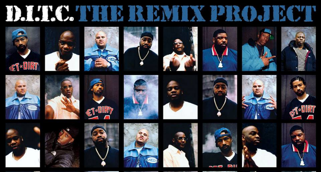 The D.I.T.C. Remix Project