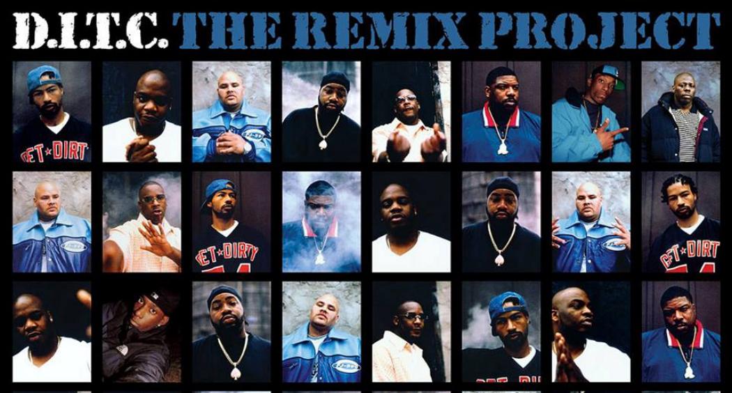 The D.I.T.C. Remix Project