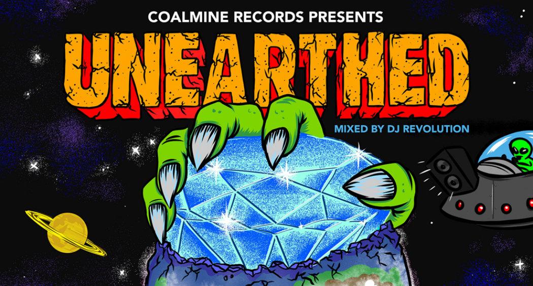 DJ Revolution - Unearthed