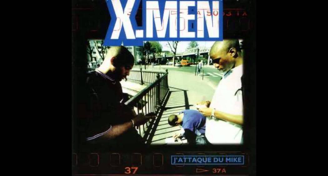 Les X-Men - J'Attaque Du Mike