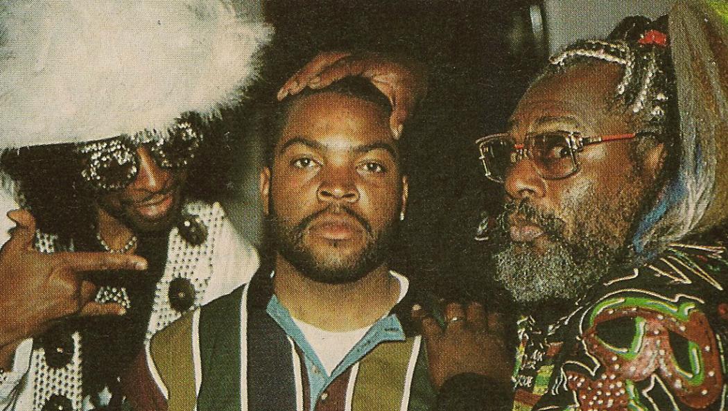 Du P-Funk au G-Funk, il n'y a qu'une lettre