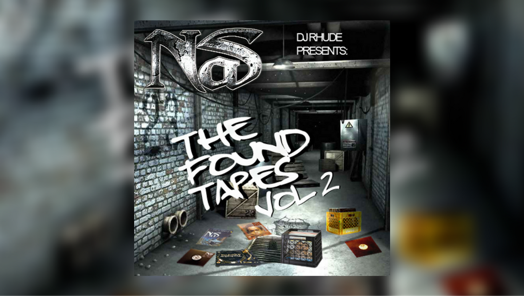 nas-found-tapes-2-mixtape