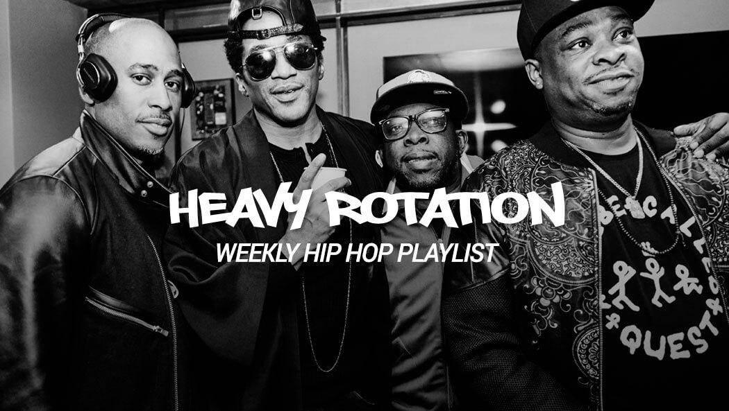 playlist heavy rotation 110 les 10 sons rap us de la semaine. Black Bedroom Furniture Sets. Home Design Ideas