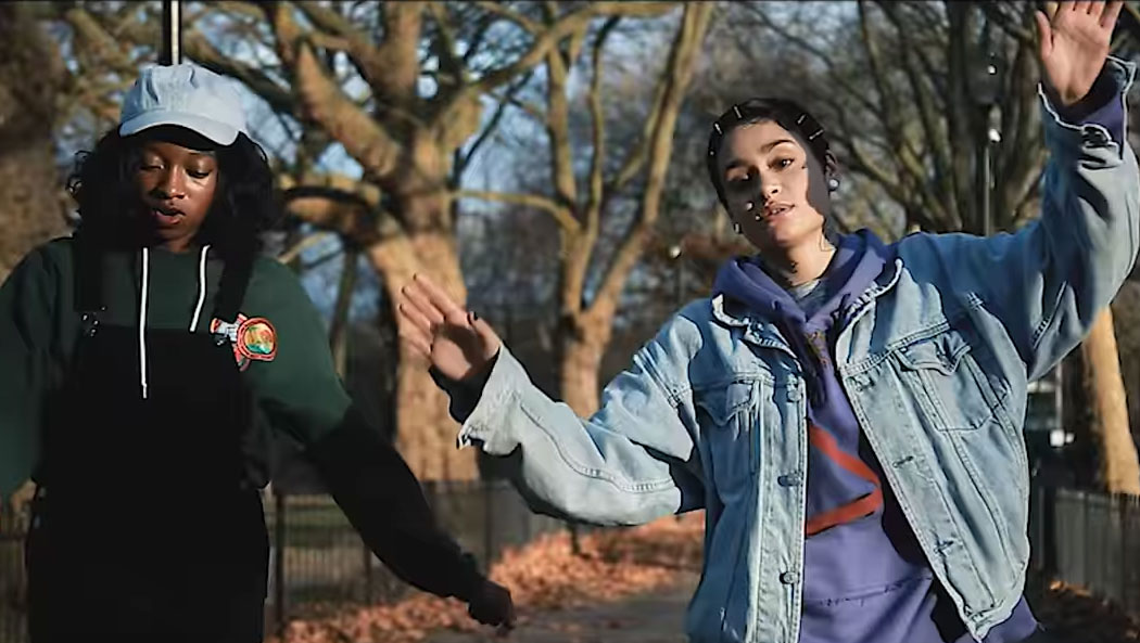 little-simz-kehlani-video-table