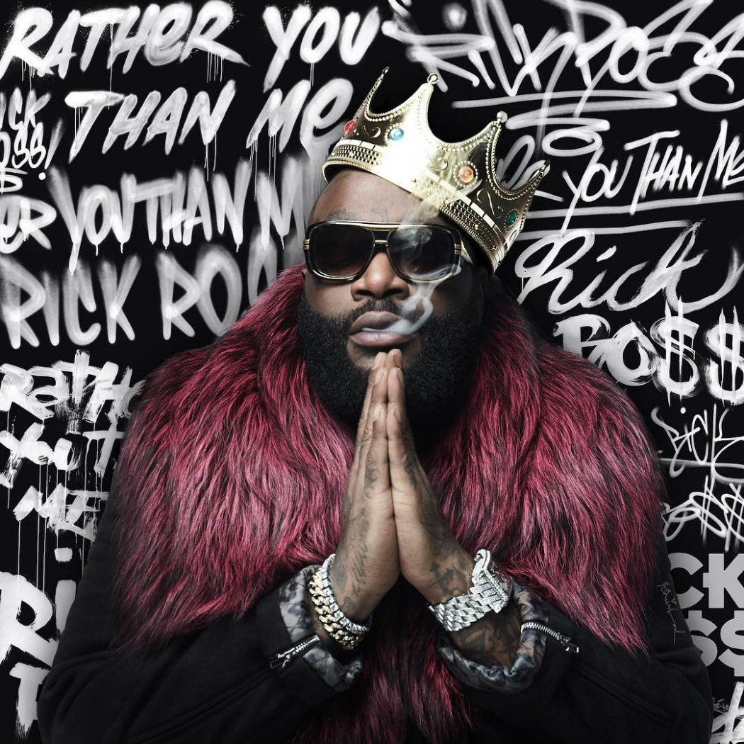 rick-ross-rather-you-than-me-album