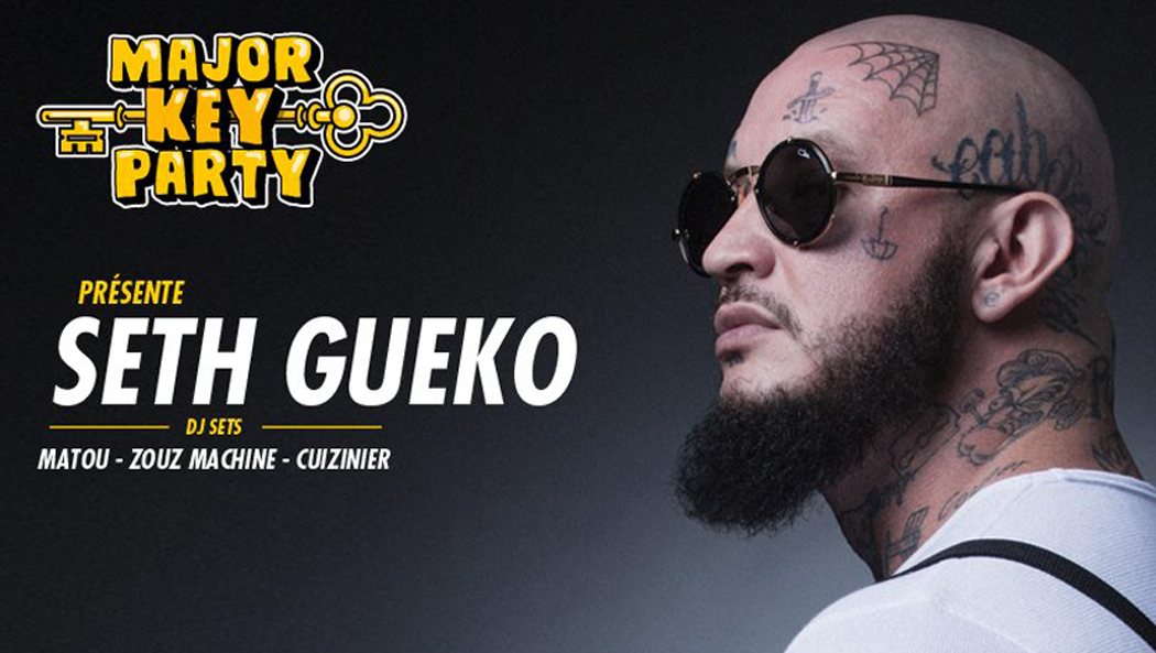 Seth_Gueko_major_key_party
