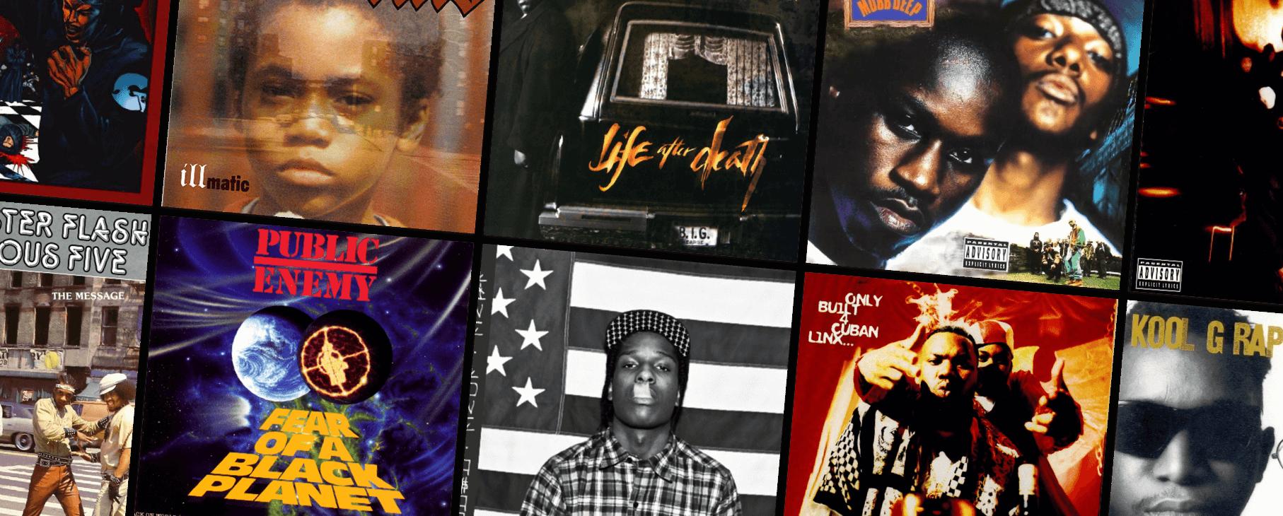 meilleurs albums rap new york pj cleraux