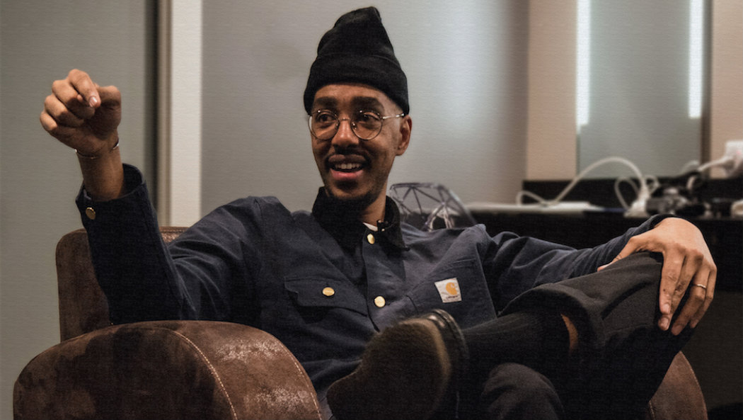 oddisee-interview