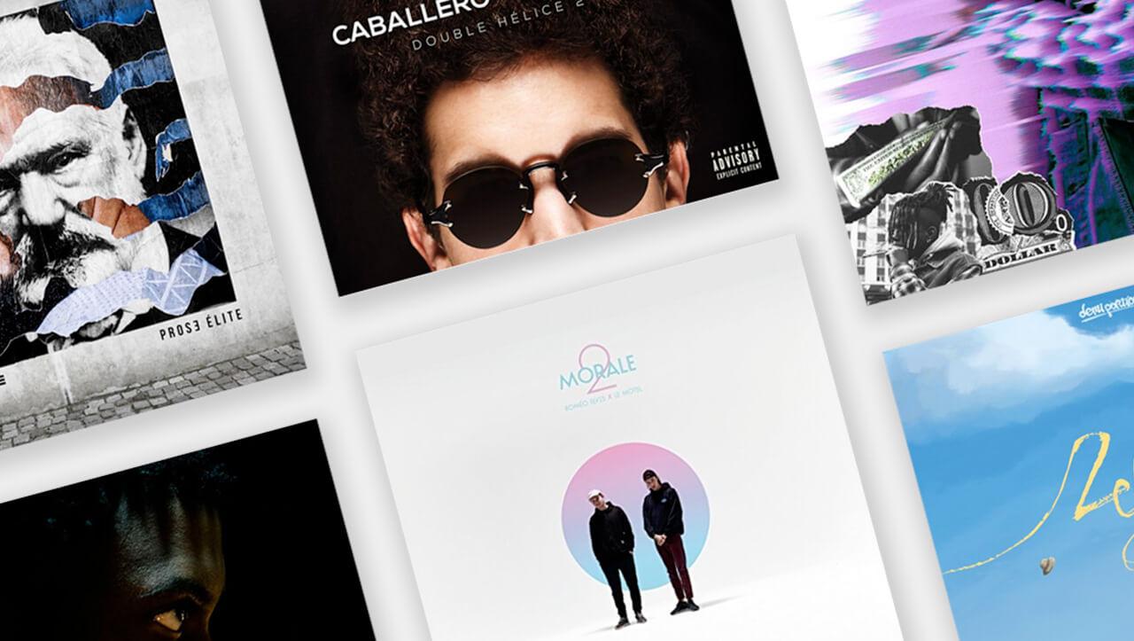 Les 10 meilleurs albums rap en français de 2017 (jusqu'ici)