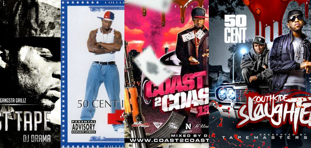 50-cent-mixtapes