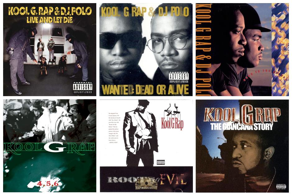 kool-g-rap-discography