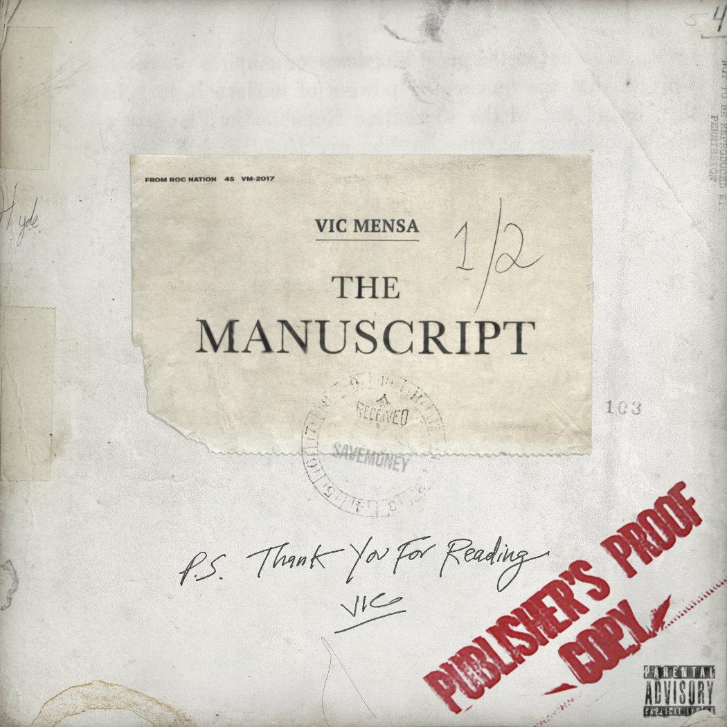 vic mensa manuscript