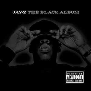 Jay-Z black album cover