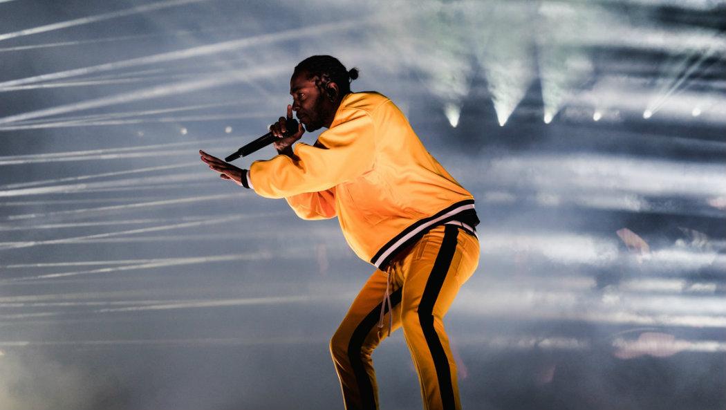 Kendrick Lamar vient d'annoncer un concert à l'AccorHotels Arena