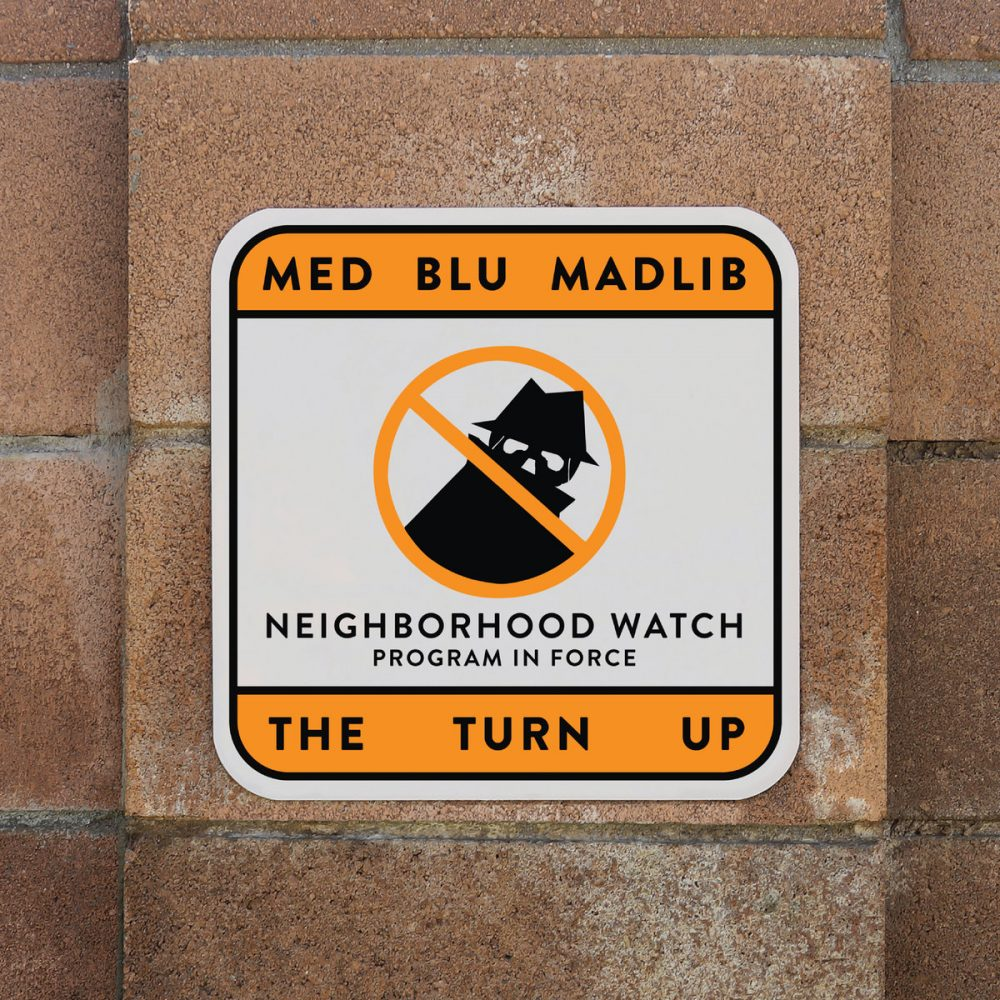 turn up madlib blu med