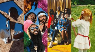 meilleurs albums hip hop 2018