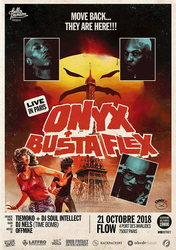 concert onyx busta flex