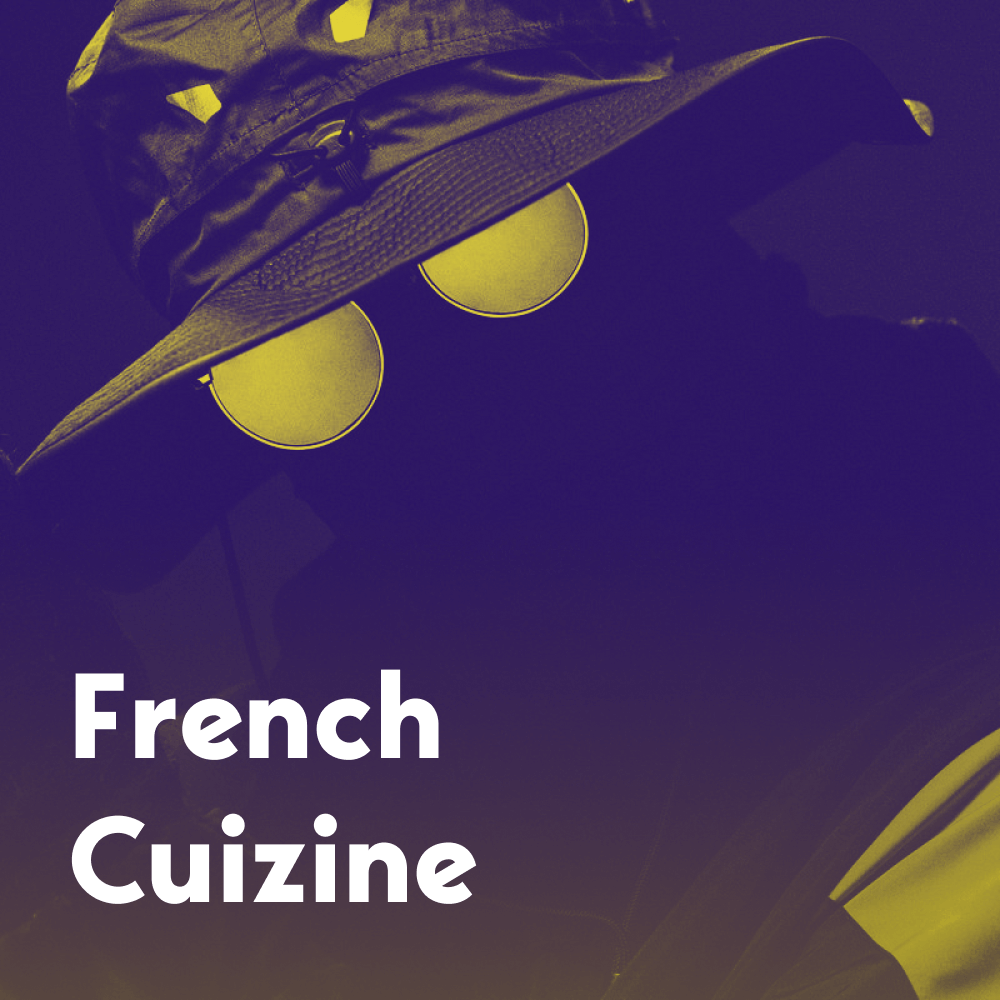 French Cuizine Text