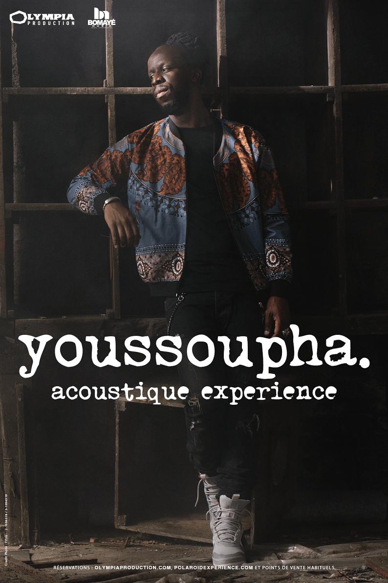 Youssoupha Acoustique Experience