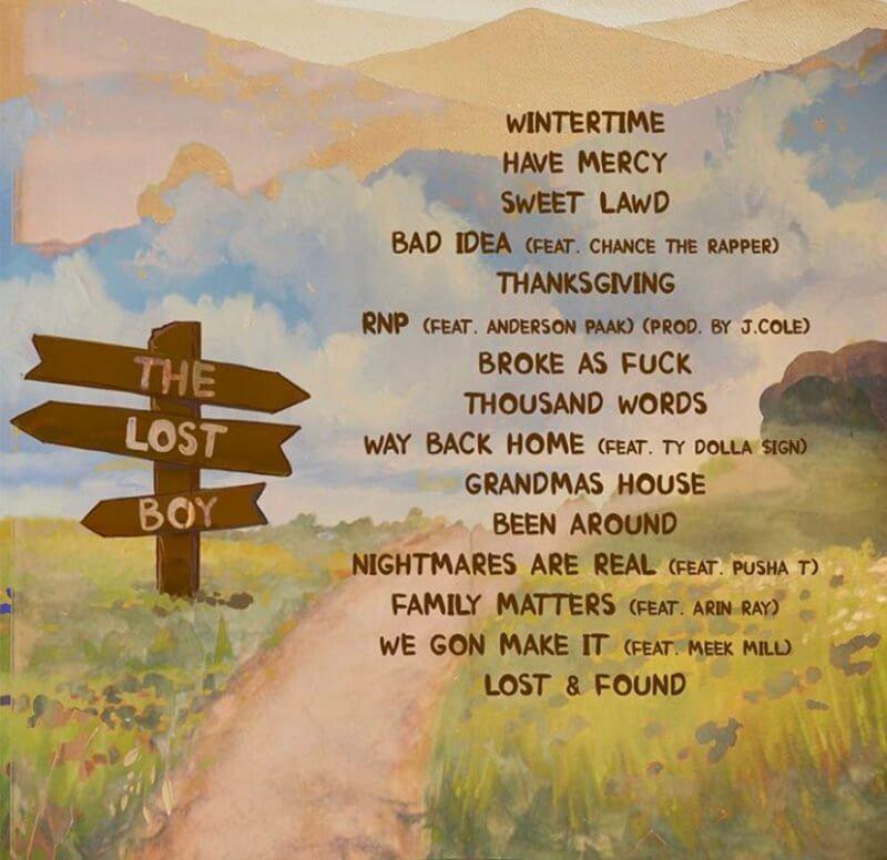 ybn_cordae_tracklist_the_lost_boy