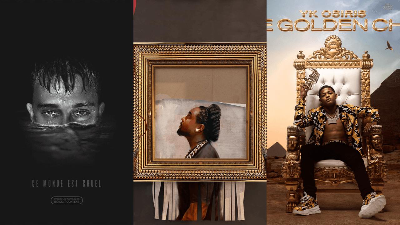sorties albums 11-10