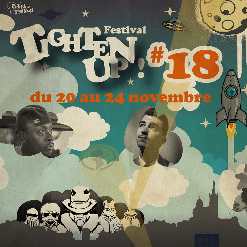 festival tighten up 18 - BPZ