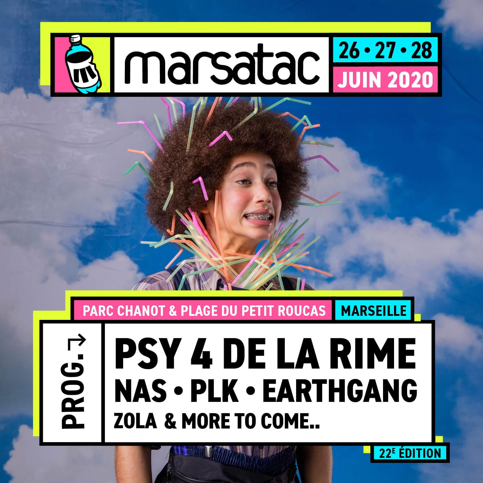 Marsatac 2020 hip hop