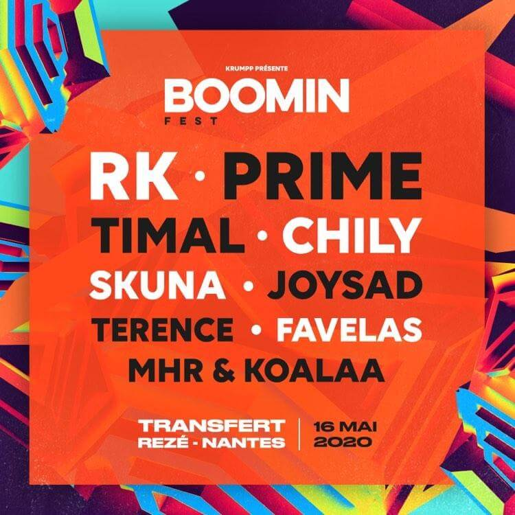 Boomin-fest