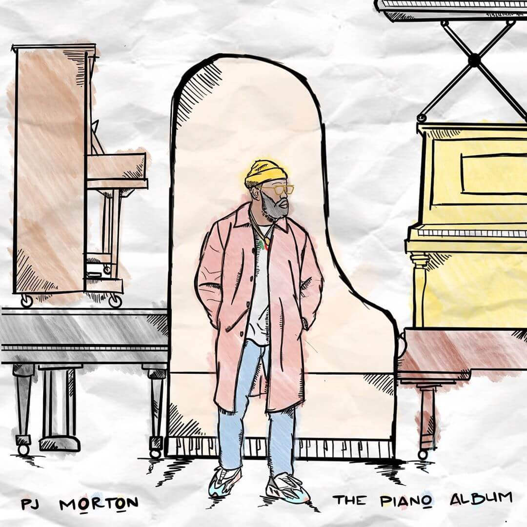 pj morton the piano album