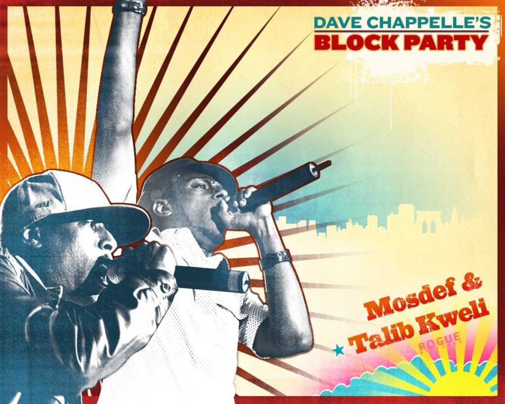 Blackstar | Dave Chappelle's Block Party
