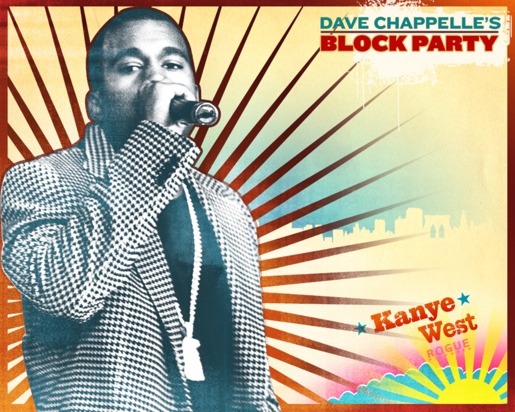 Kanye West | Dave Chappelle's Block Party