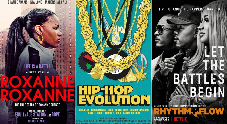 Netflix Hip-Hop BPZ