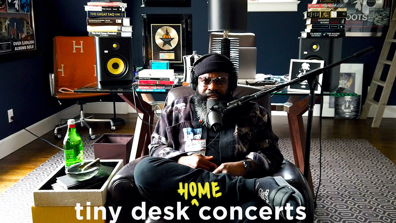 Home Concert by Black Thought